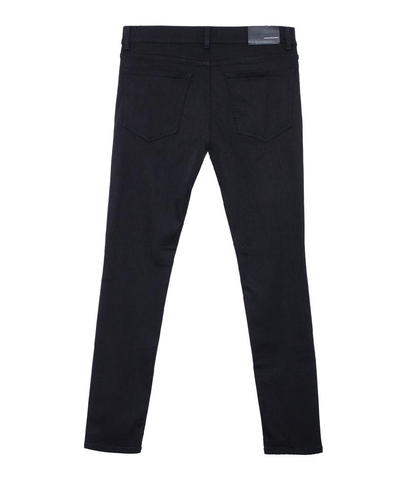 BLK DNM JEANS 25 LENOX BLACK - LENOX BLACK
