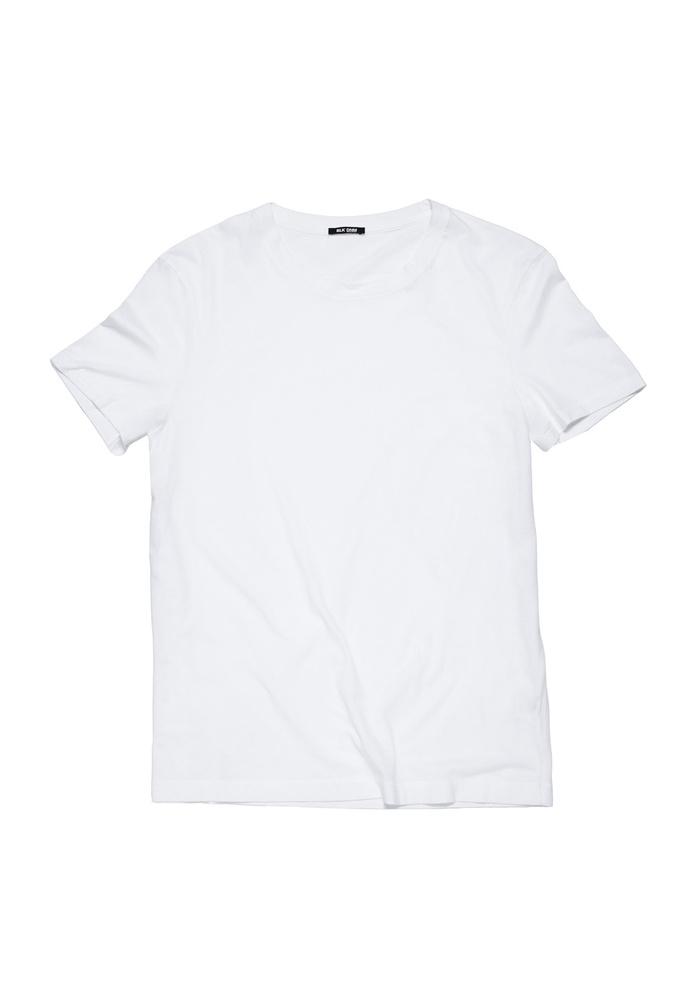 BLK DNM T-SHIRT 25  WHITE - WHITE