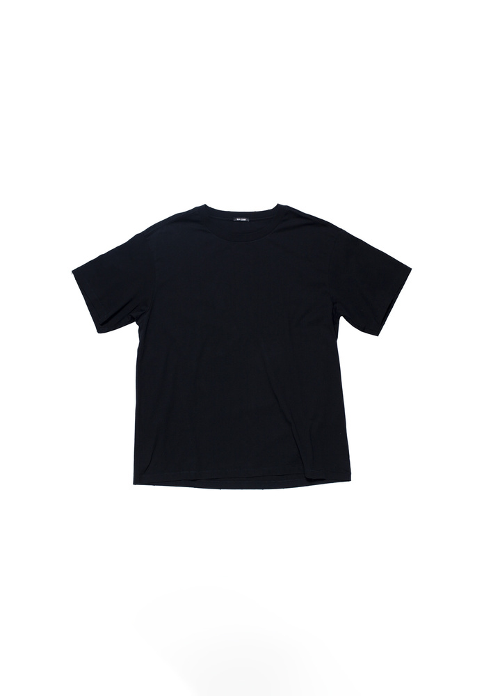 BLK DNM T-SHIRT 20 BLACK - BLACK