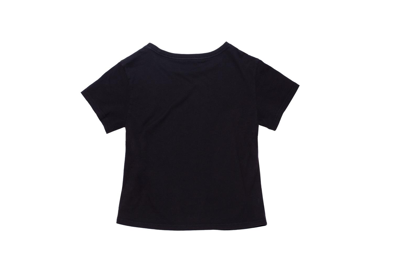 BLK DNM T-SHIRT 6 BLACK - BLACK