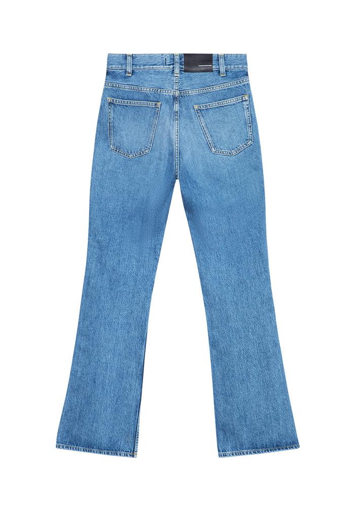 BLK DNM JEANS 39 OXFORD BLUE - OXFORD BLUE
